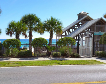Emerald Shores Beach Pavilion